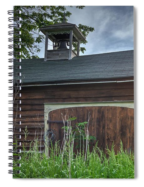 Carriage House Spiral Notebook