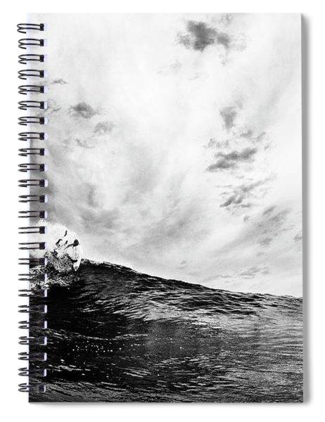 Carve Spiral Notebook