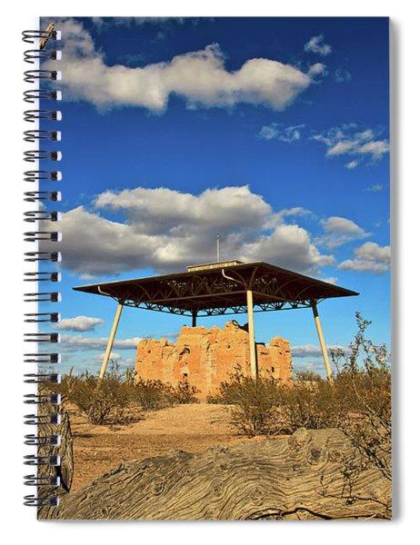 Casa Grande Ruins National Monument Spiral Notebook
