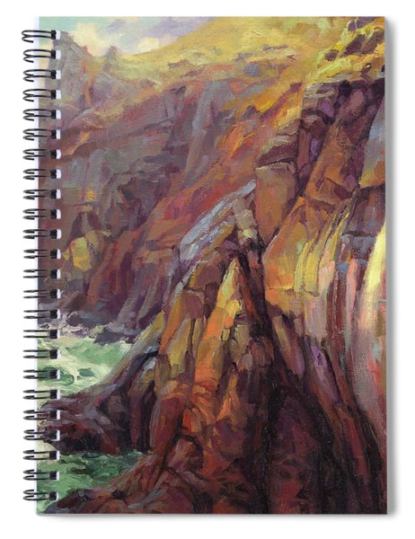 Cascade Head Spiral Notebook