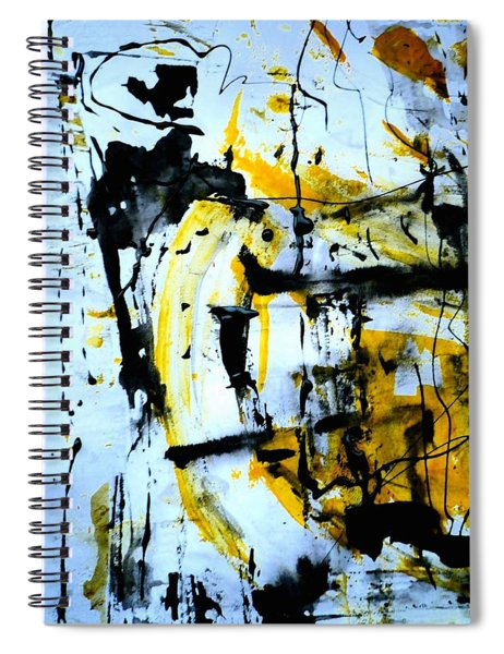 Cascade Spiral Notebook