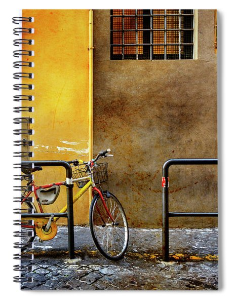 Caserma S. Marcello Bicycle Spiral Notebook