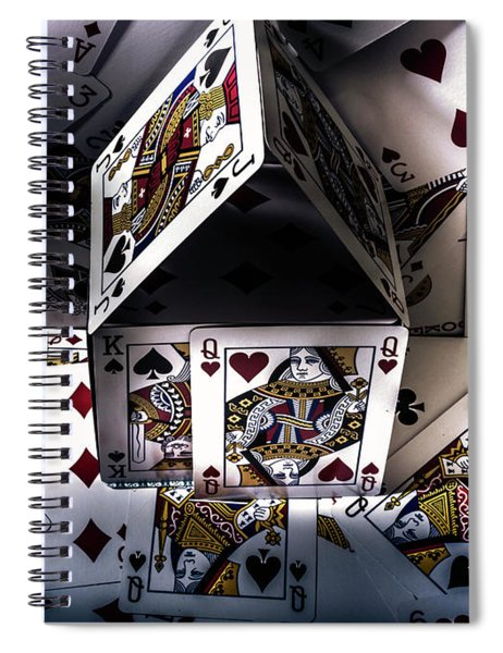 Casino House Spiral Notebook