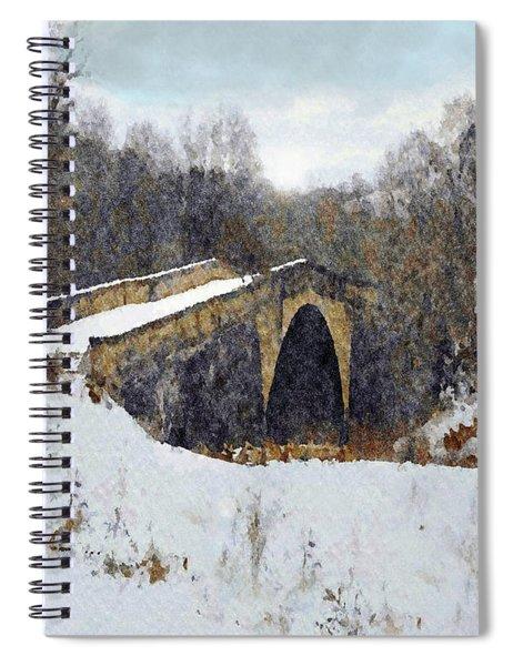 Casselman River Bridge Spiral Notebook