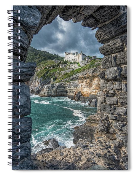 Castello Doria Spiral Notebook