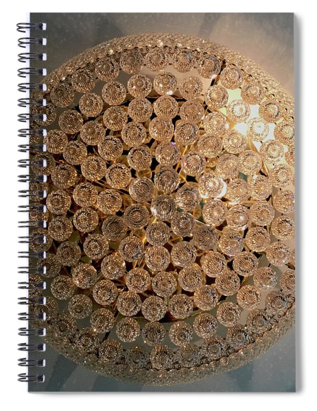 Castle Banquet 01 Spiral Notebook