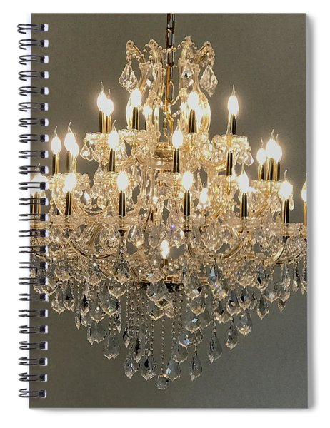 Castle Dining Room Spiral Notebook