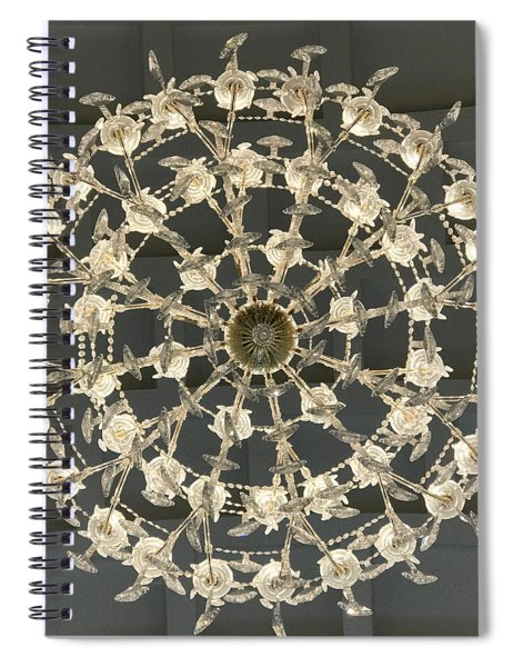 Castle Front Hall 02 Spiral Notebook