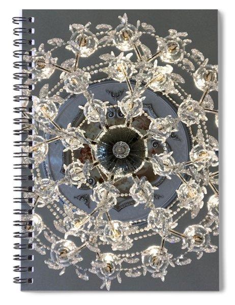 Castle Guest 02 Spiral Notebook