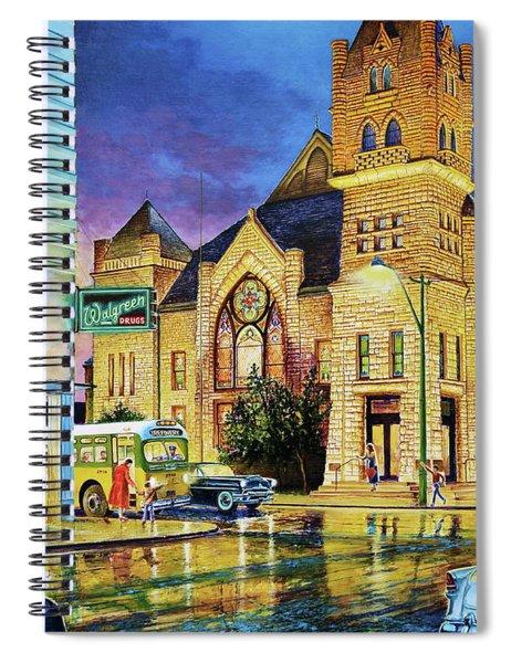 Castle Of Imagination Spiral Notebook