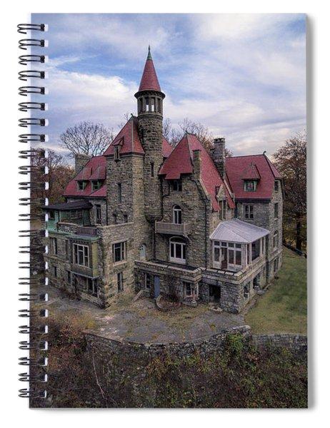 Castle Rock Spiral Notebook