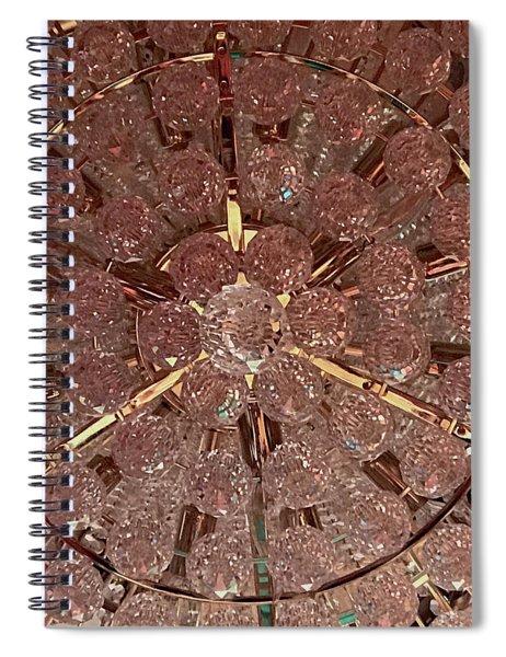 Castle Rose 03 Spiral Notebook