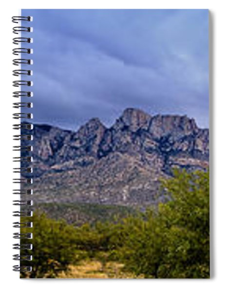 Catalina Mountains P1 Spiral Notebook