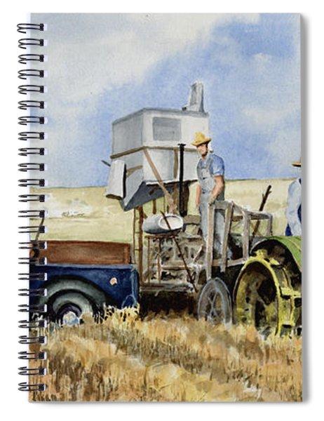 Catesby Cuttin' 1938 Spiral Notebook