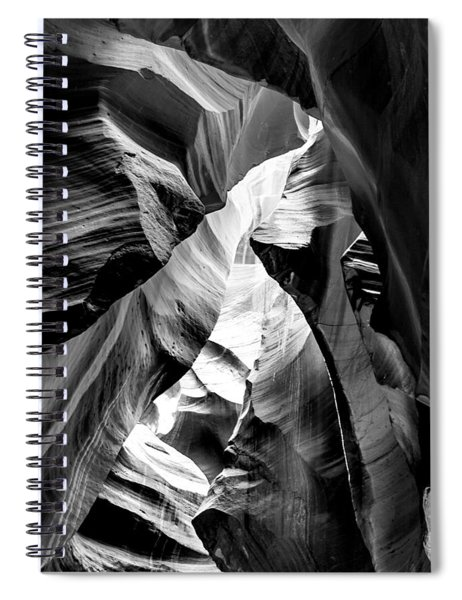 Cathedral Cave Spiral Notebook
