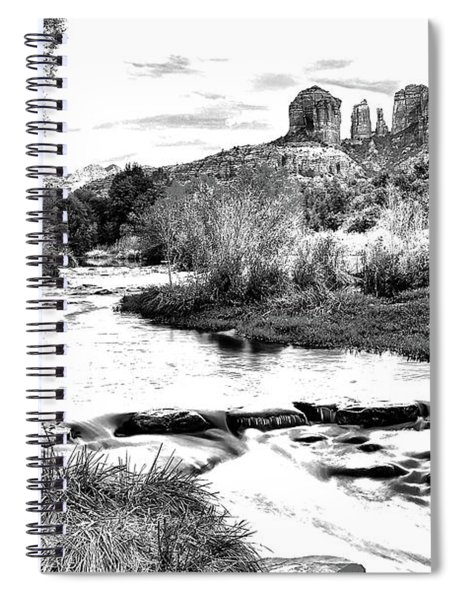 Cathedral Rock Spiral Notebook