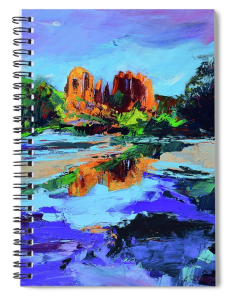 Cathedral Rock - Sedona Spiral Notebook