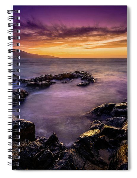 Ceapabhal And Traigh Mohr, Isle Of Harris Spiral Notebook
