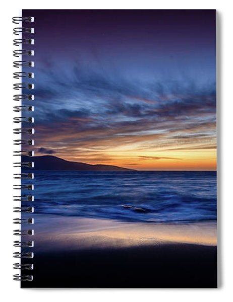 Ceapabhal, Isle Of Harris Spiral Notebook