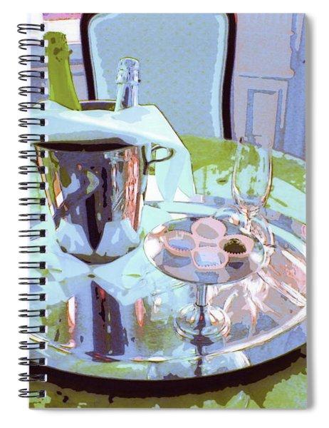 Celebration #3 Spiral Notebook