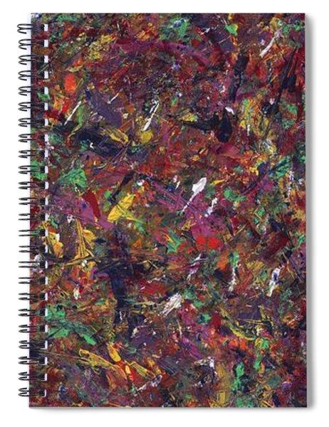 Celebration Of Life Spiral Notebook