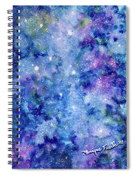 Celestial Dreams Spiral Notebook