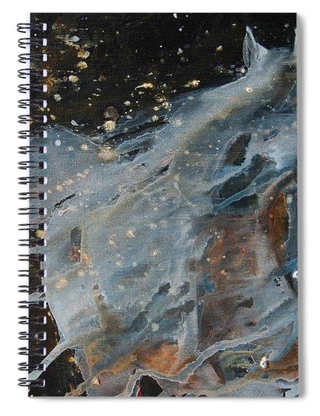 Celestial Stallion  Spiral Notebook