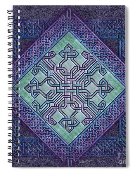 Celtic Avant Garde Spiral Notebook