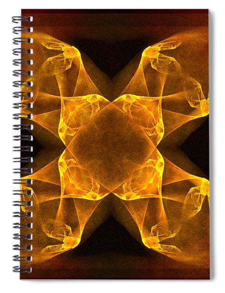 Celtic Gothica Spiral Notebook