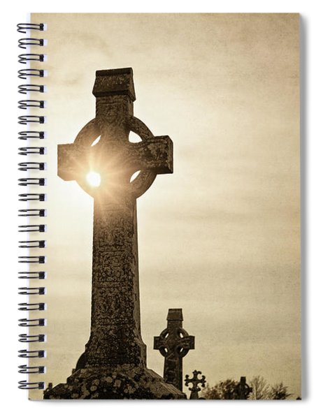 Celtic Realm Spiral Notebook