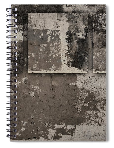 Cement Squares Number One Spiral Notebook
