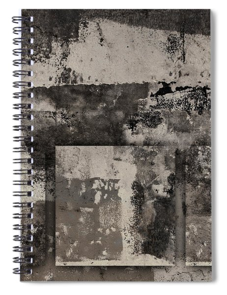 Cement Squares Number Two Spiral Notebook