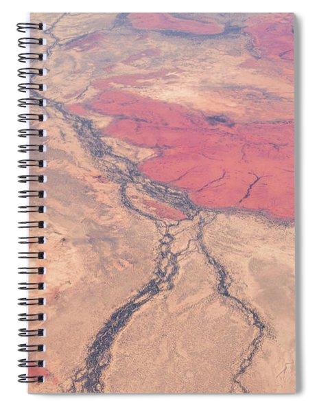 Central Australia 01 Spiral Notebook