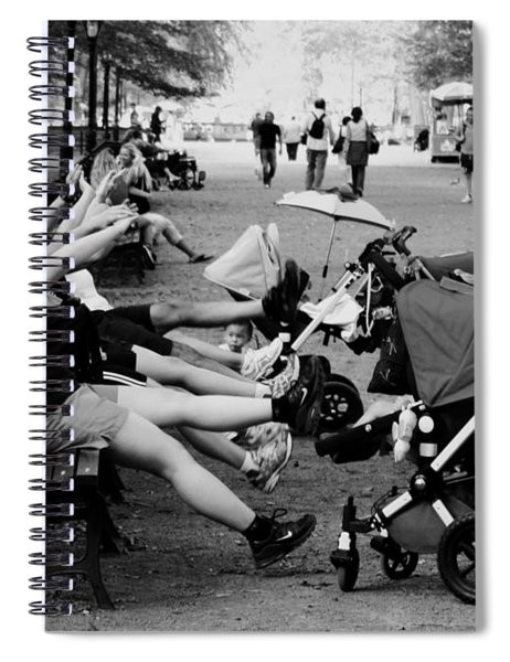Central Park New York City Spiral Notebook