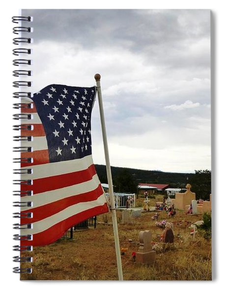 Cerro, New Mexico Spiral Notebook