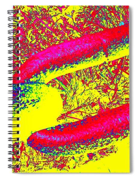 Chain #7 Spiral Notebook