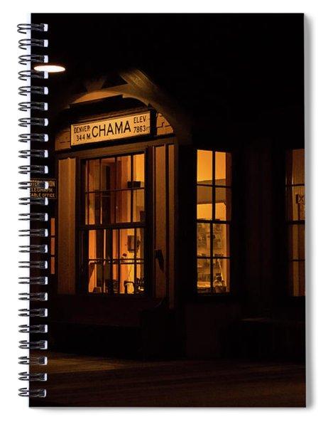 Chama Depot Spiral Notebook