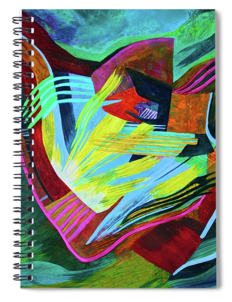 Chambers Of The Heart Spiral Notebook
