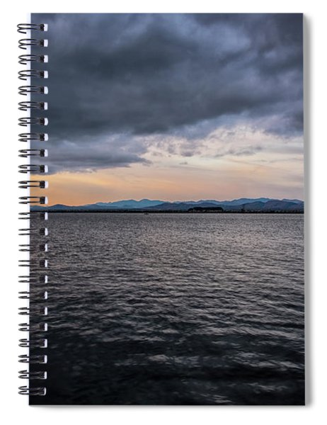 Champlain Sunrise Spiral Notebook