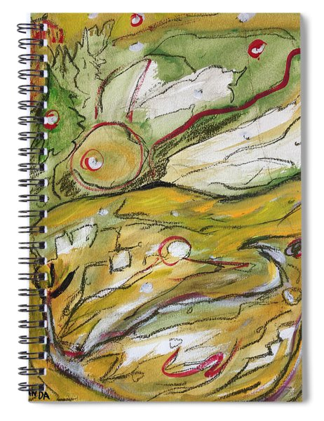 Change Of The Seasons Spiral Notebook