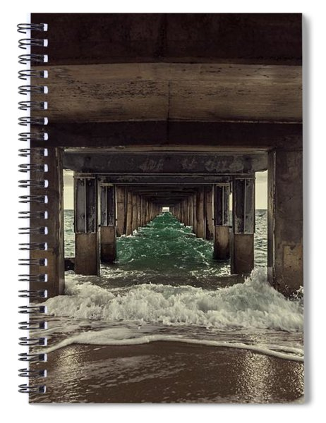 Changing Tides Spiral Notebook