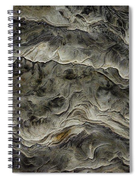 Chaos Spiral Notebook
