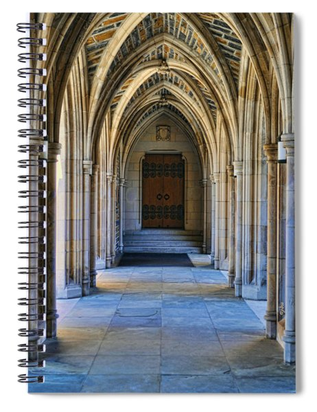 Chapel Arches Spiral Notebook