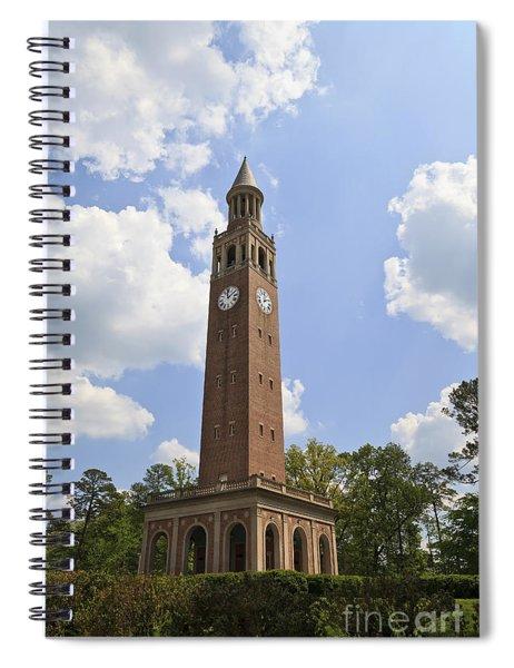 Chapel Hill Bell Tower Spiral Notebook