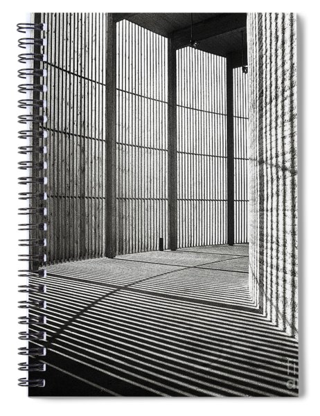Chapel Of Reconciliation In Berlin Spiral Notebook