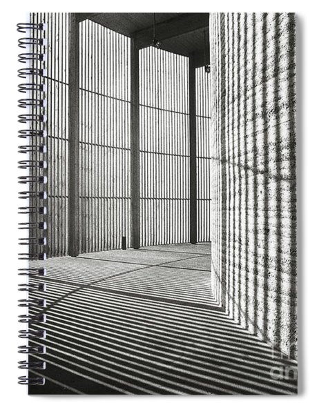 Chapel Of Reconciliation  Spiral Notebook