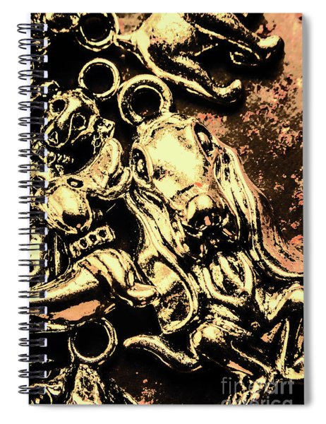 Charming Pets Spiral Notebook