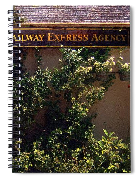 Charming Whimsy Spiral Notebook