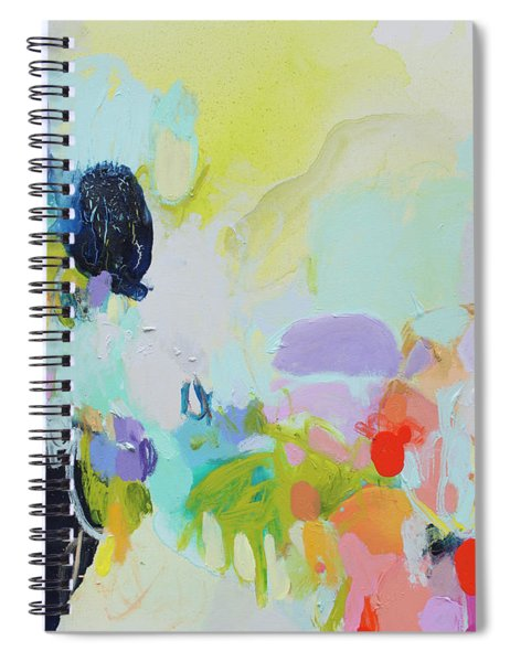 Chartreuse Stop Spiral Notebook