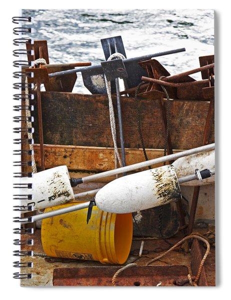 Chatham Fishing Spiral Notebook